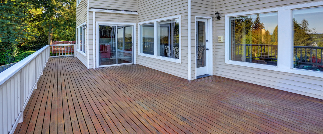 Are You Looking to Enhance Your Outdoor Space With a New Deck?