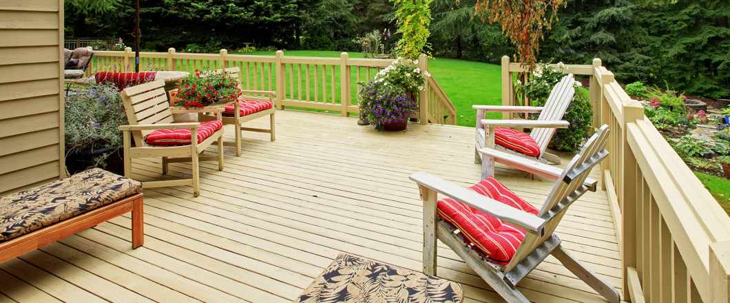 It's Time to Expand Your Backyard Deck