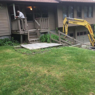 Deck Construction in Endicott & Binghamton, NY