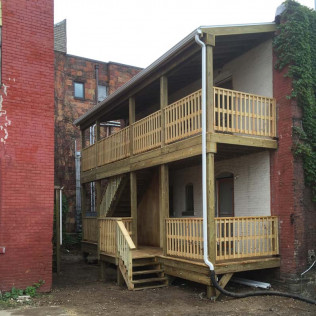 Home Improvements & Deck Construction in Endicott & Binghamton, NY